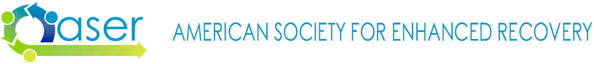 American Society for Enhanced Recovery Logo